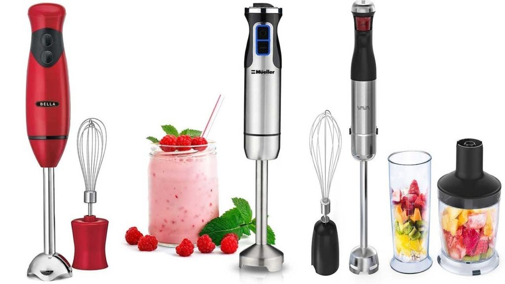 Best Hand Blenders - Reviews & Buying Guides